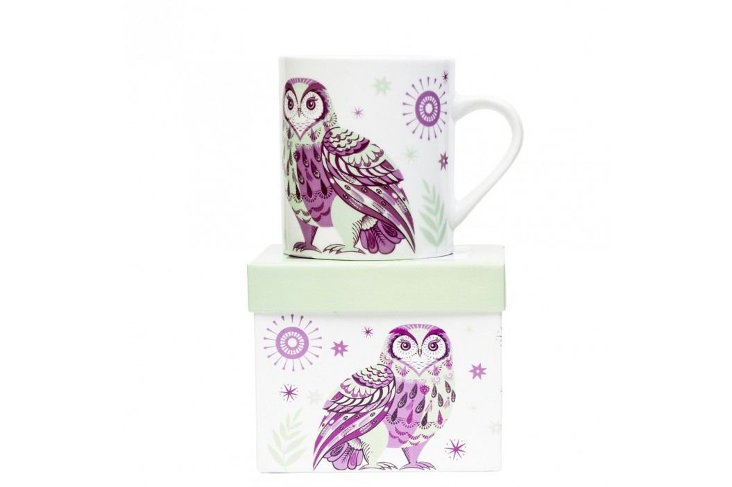 Cană Magpie Wildwood Owl, 295 ml Căni