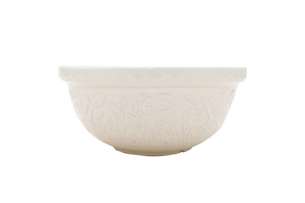 Bol din ceramică In The Forest Cream, 29 cm