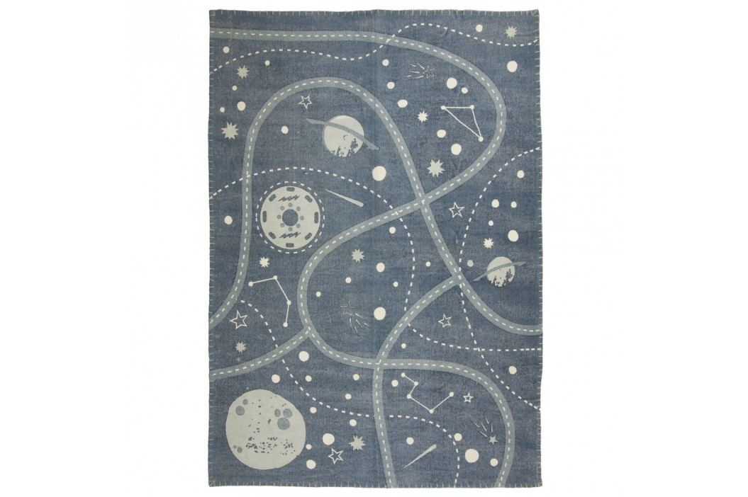 Covor pentru copii Nattiot Little Galaxy, 100 x 140 cm Cadouri