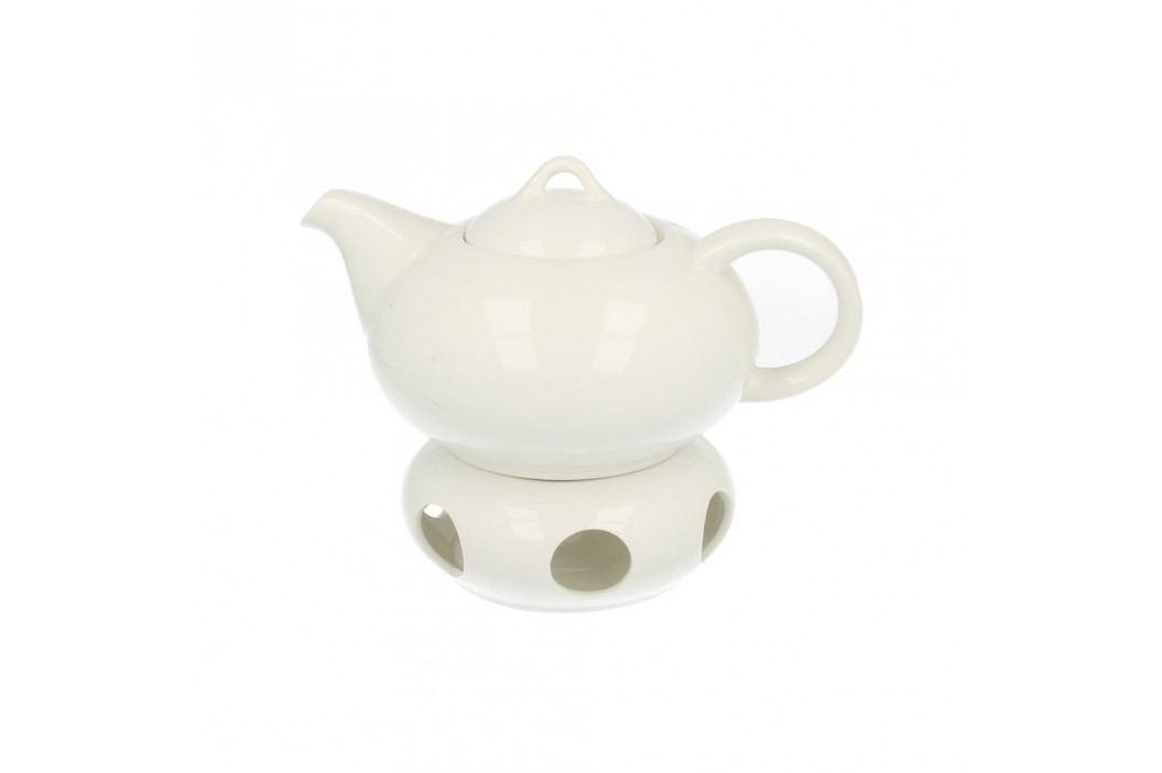 Set ceainic și suport pentru lumânare Duo Gift Pure Cadouri
