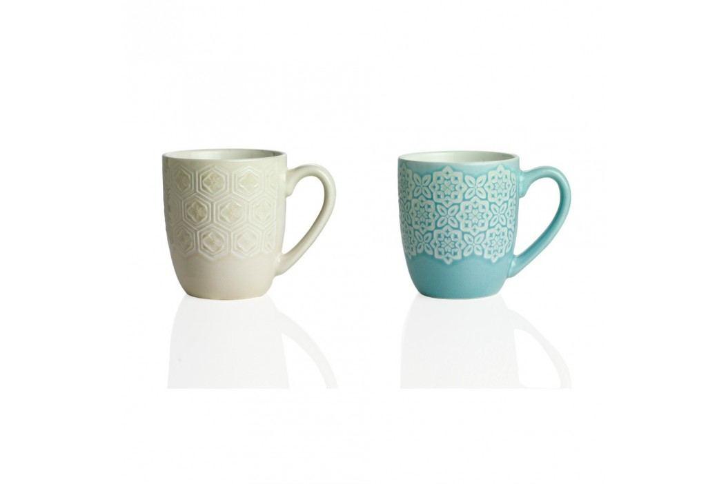 Set 2 căni din ceramică Brandani Alice Căni