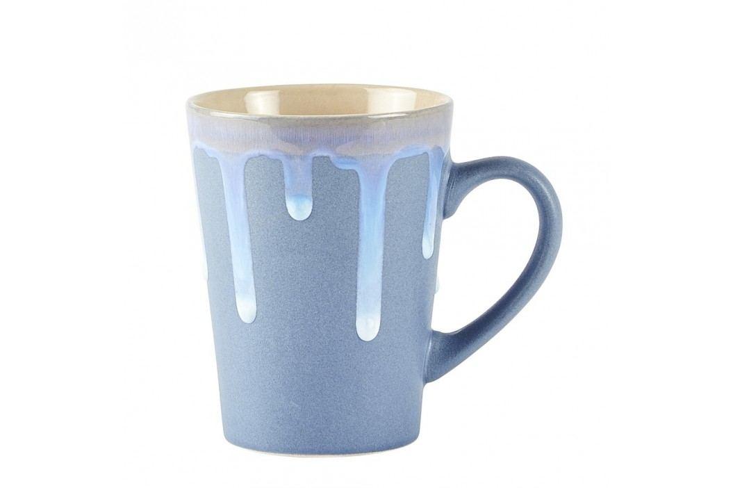 Cană gresie ceramică KJ Collection Life, albastru Căni