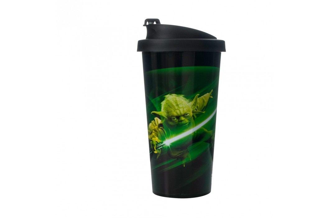 Cană de călătorie LEGO® Star Wars Yoda, 500 ml Cadouri