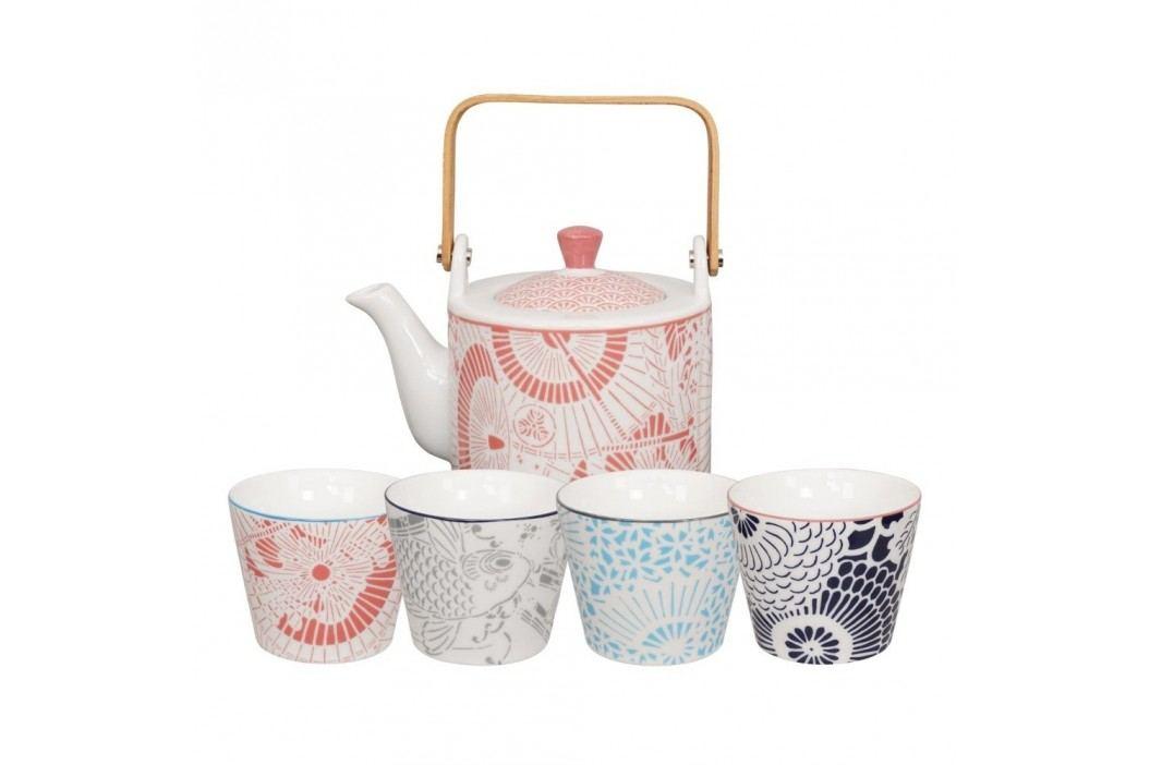 Set 5 piese pentru ceai Tokyo Design Studio Baobab Căni