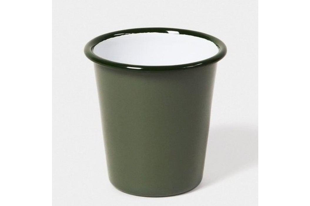 Pahar smălțuit Falcon Enamelware, 310 ml, verde salvie Căni