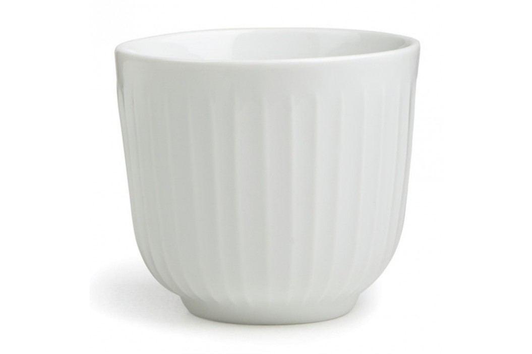 Cană Kähler Design Hammershoi, 200 ml, alb Căni