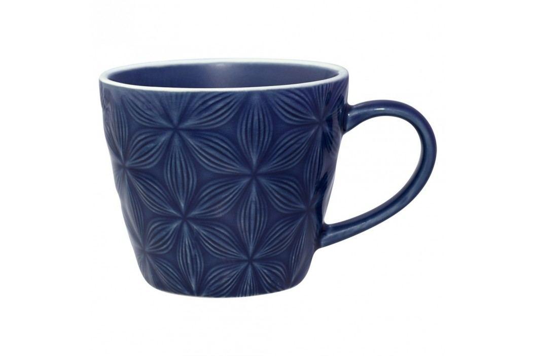 Cană din ceramică Green Gate Kallia, albastru închis Căni