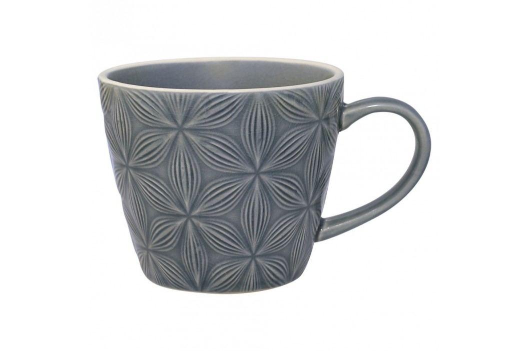 Cană din ceramică Green Gate Kallia, gri Căni