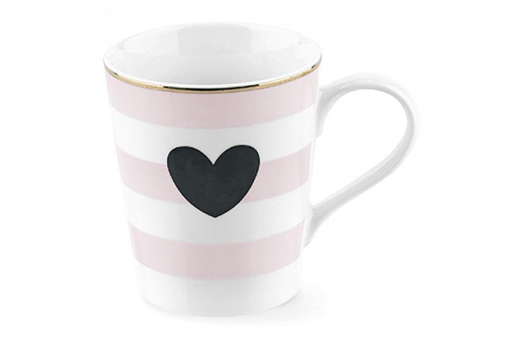 Cană din porțelan Miss Étoile Coffee Sweetheart, Ø 8 cm Căni