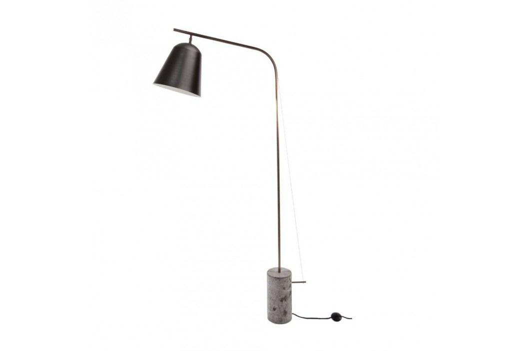 Lampadar NORR11 Line, negru Lampi de podea