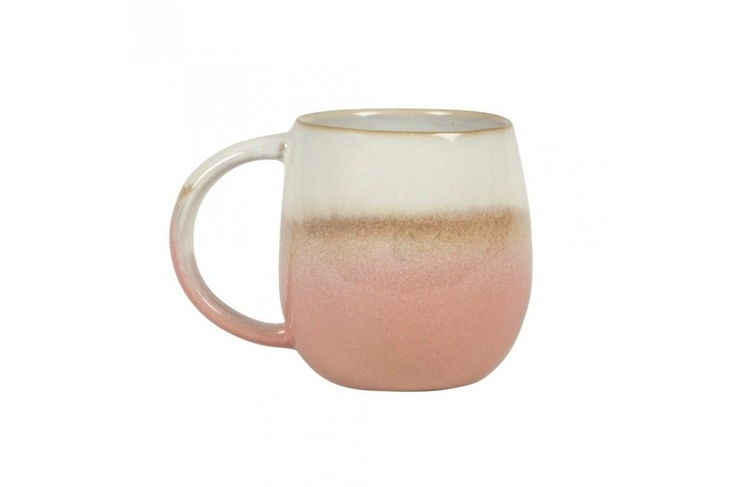 Cană Sass & Belle Dip Glazed Pink Căni