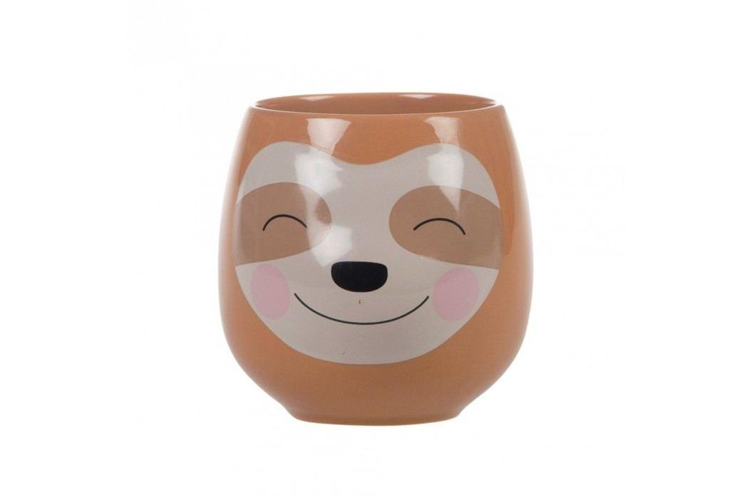 Cană Sass & Belle Treetop Friends Happy Sloth Mug Căni