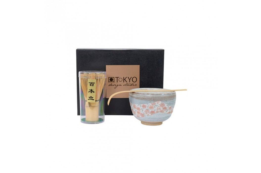 Set pentru prepararea ceaiului Matcha Tea Tokyo Design Studio Căni