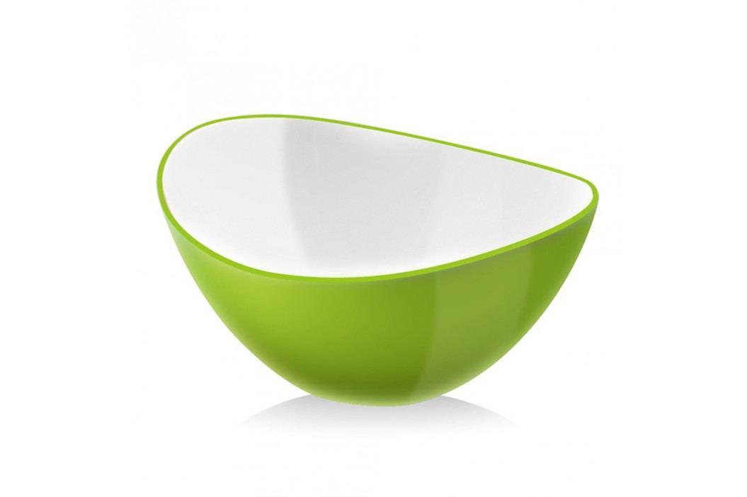 Bol pentru salată Vialli Design, 25 cm, verde Castroane și boluri