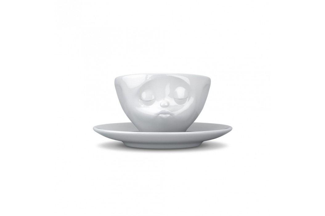 Ceașcă pentru espresso 58products Sărut, alb Castroane și boluri
