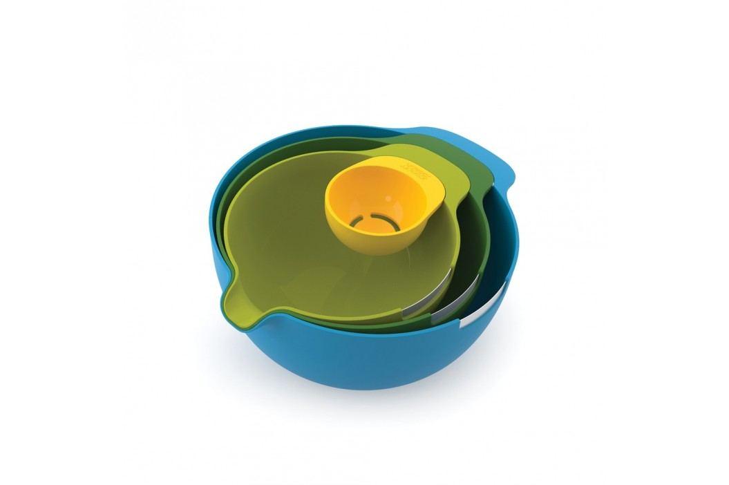 Set 3 boluri cu separator de gălbenuș de ou Joseph Joseph Nest Mix Castroane și boluri