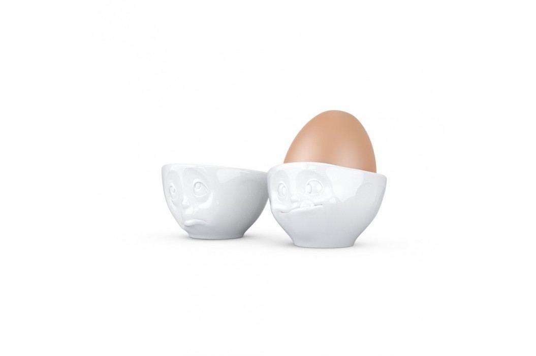 Set 2 suporturi pentru ouă, Oh please, alb Castroane și boluri