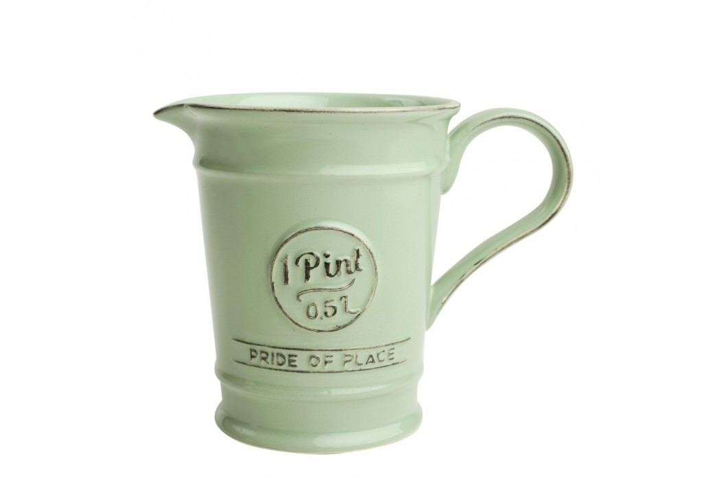 Carafă ceramică T&G Woodware Pride of Place, 500 ml, verde