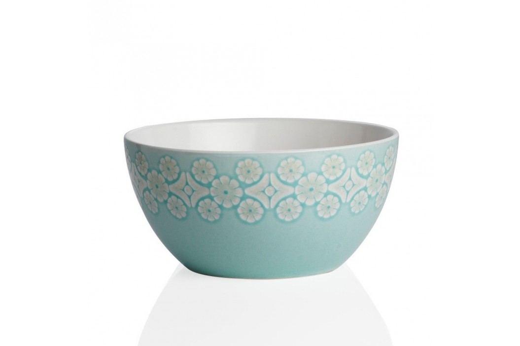 Bol din ceramică Brandani Alice, albastru Castroane și boluri