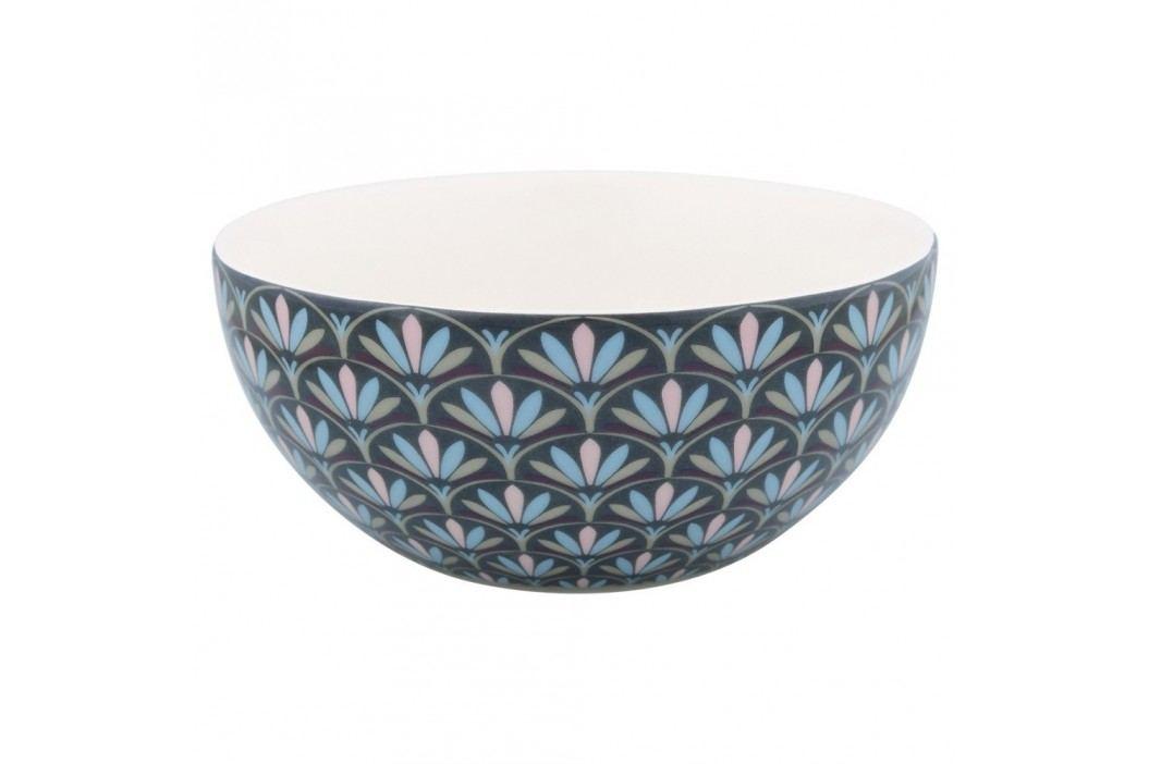 Bol ceramică Green Gate Victoria, gri Castroane și boluri