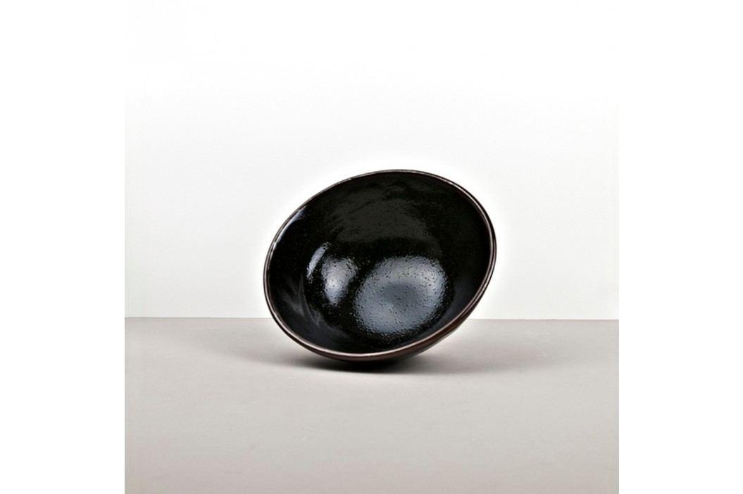 Bol pentru tăiței Made In Japan Tenmokku, ⌀ 20 cm, negru Castroane și boluri