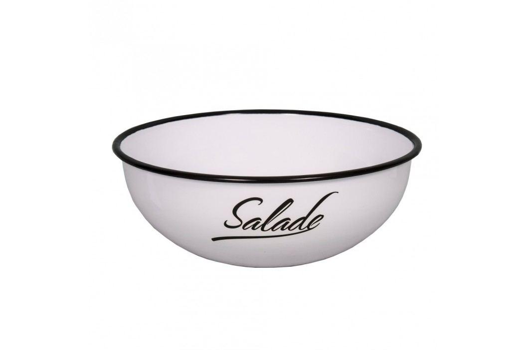 Bol smălțuit pentru salată Antic Line Castroane și boluri