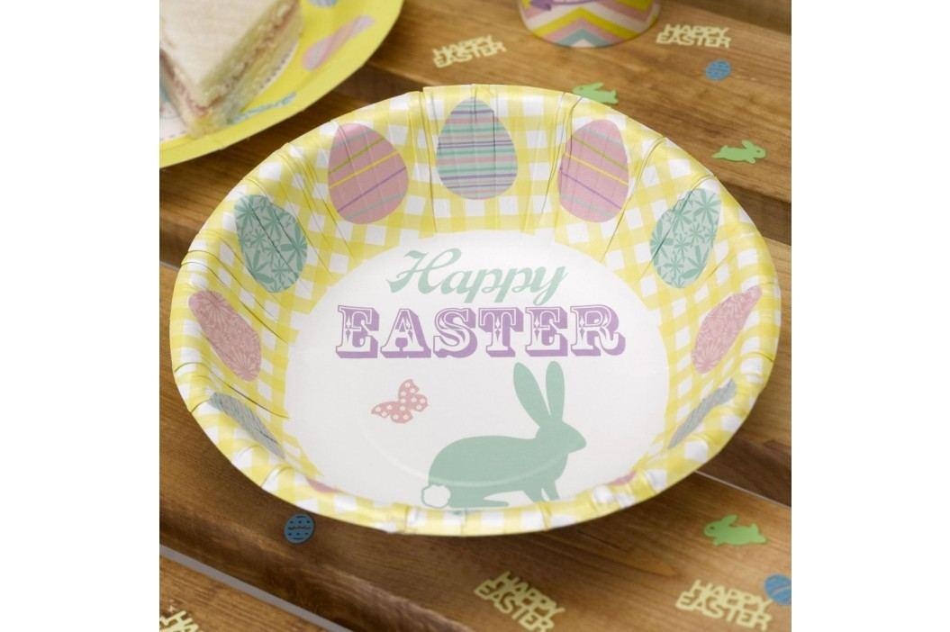Set 8 boluri din hârtie Neviti Happy Easter Castroane și boluri
