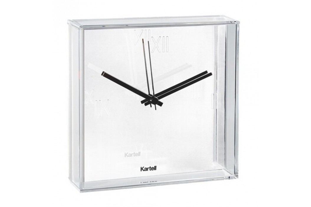 Ceas de perete Kartell Tic Tac, alb Ceasuri și alarme