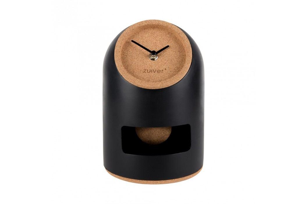 Ceas de masă Zuiver Uno, negru Ceasuri și alarme