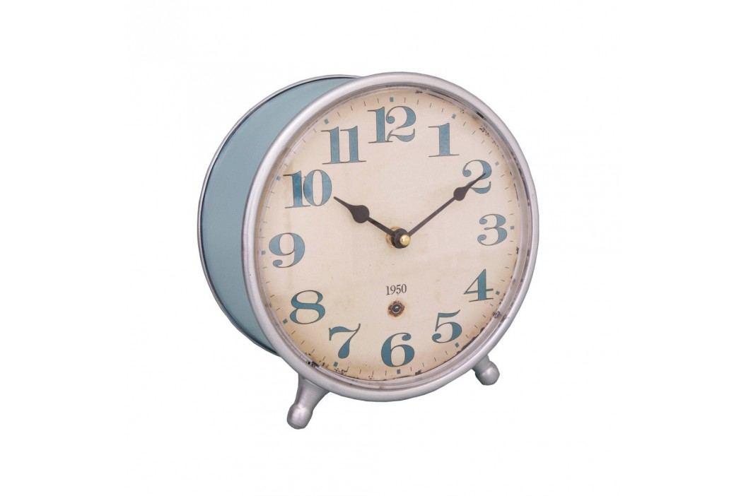 Ceas cu alarmă Antic Line Vintage Bleu Ceasuri și alarme