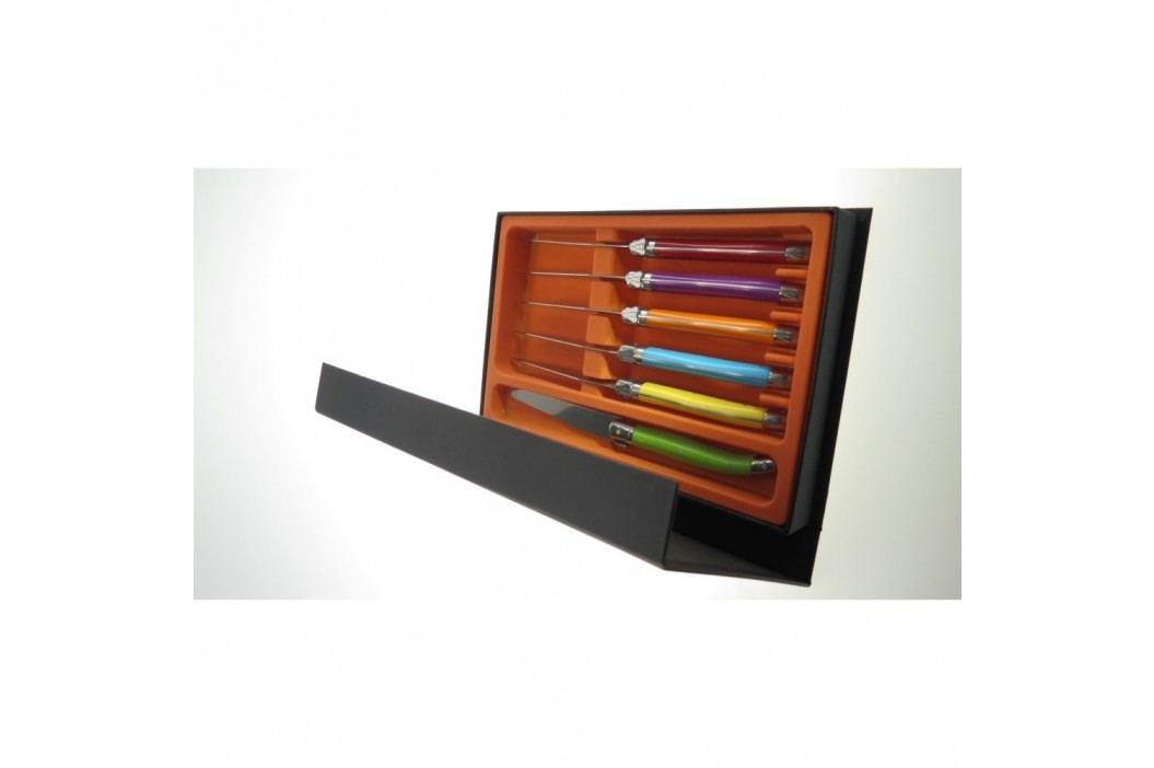 Set 6 cuție pentru friptură Steel Function Multi Cuțite