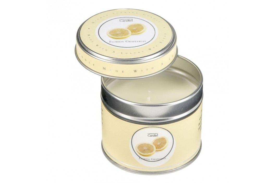 Lumânare parfumată în cutie Copenhagen Candles Florida Grapefruit, 32 ore Lumânări și lămpi difuzoare