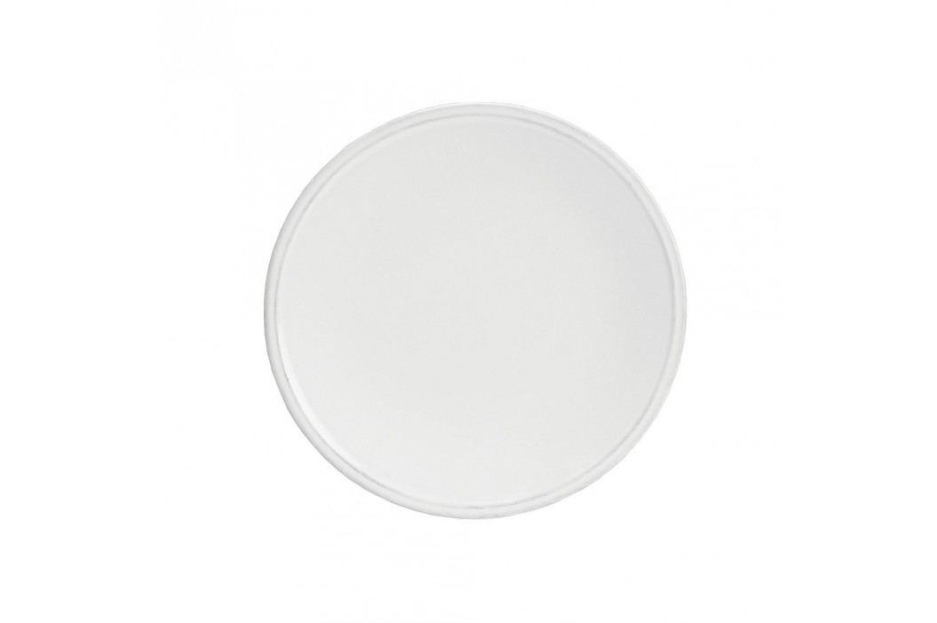 Farfurie din ceramică pentru desert Costa Nova Friso, 22 cm, alb Farfurii