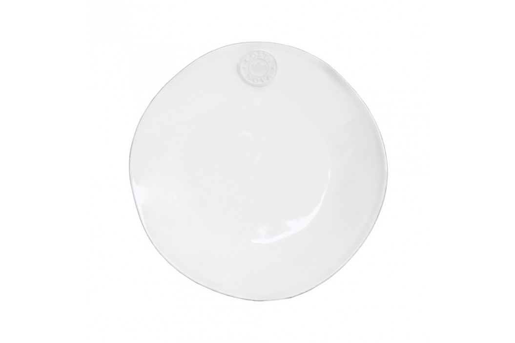Farfurie din ceramică Ego Dekor Nova, Ø 21 cm, alb Farfurii