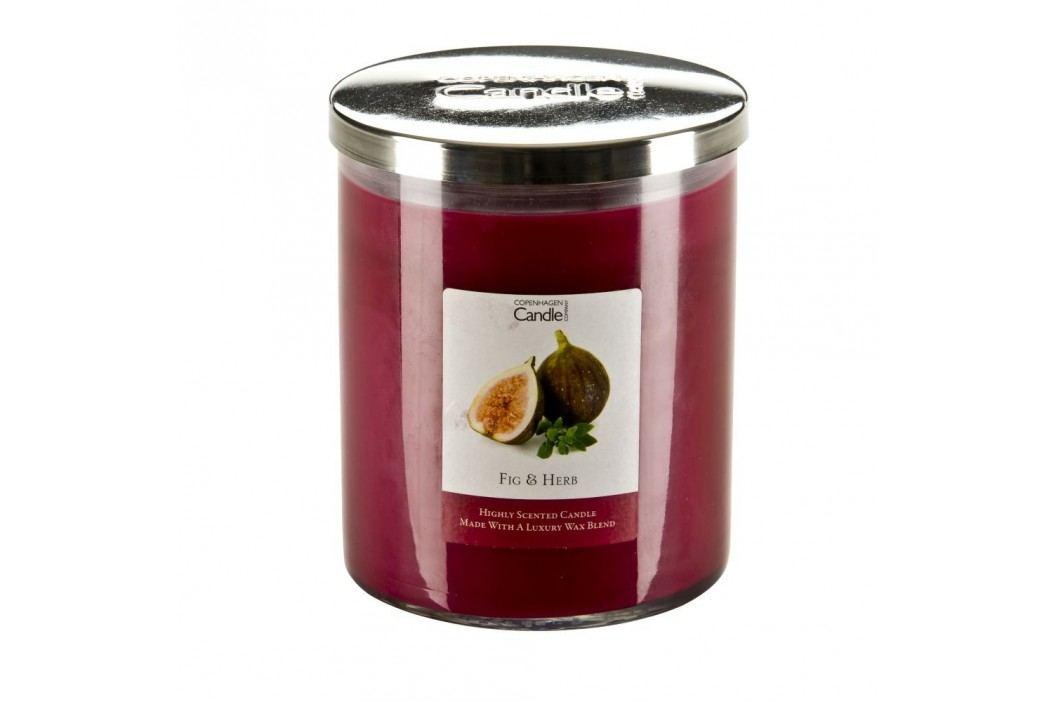 Lumânare parfumată Copenhagen Candles Fig & Herb, 70 ore Lumânări și lămpi difuzoare