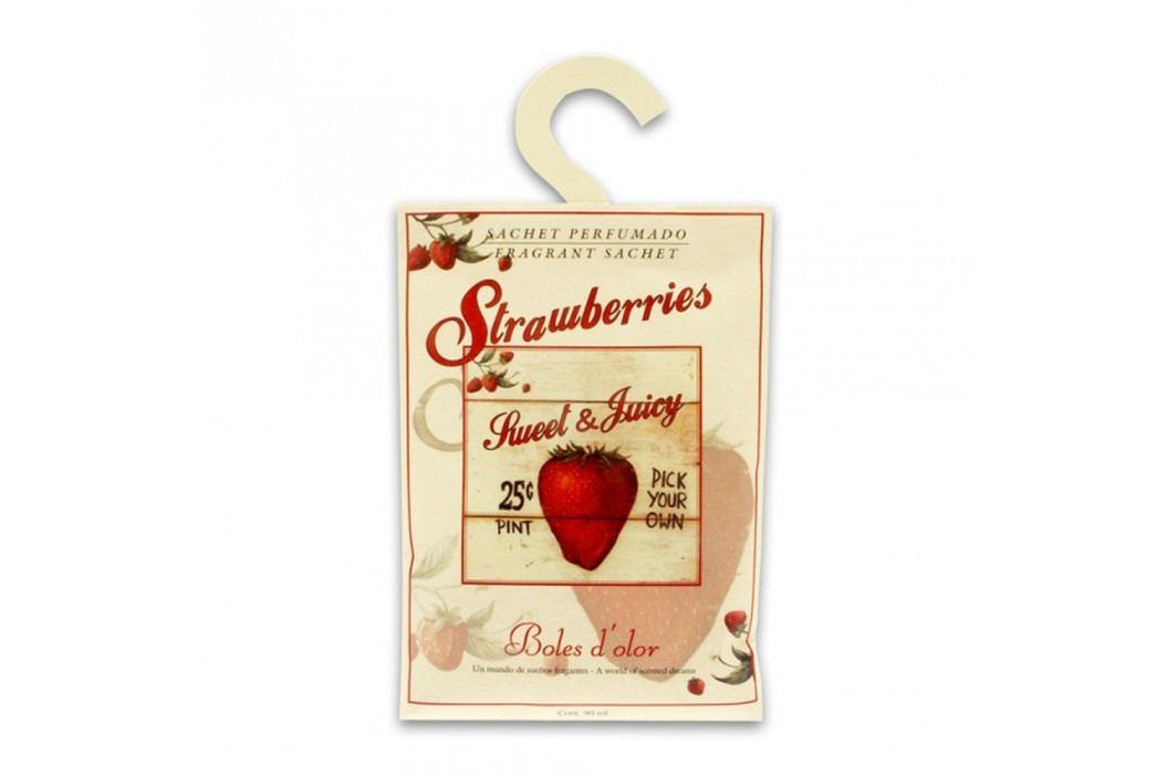 Săculeț parfumat cu aromă de căpșuni Boles d'olor Lumânări și lămpi difuzoare