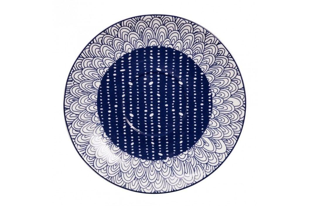 Farfurie din porțelan Tokyo Design Studio Pebble Scale Farfurii