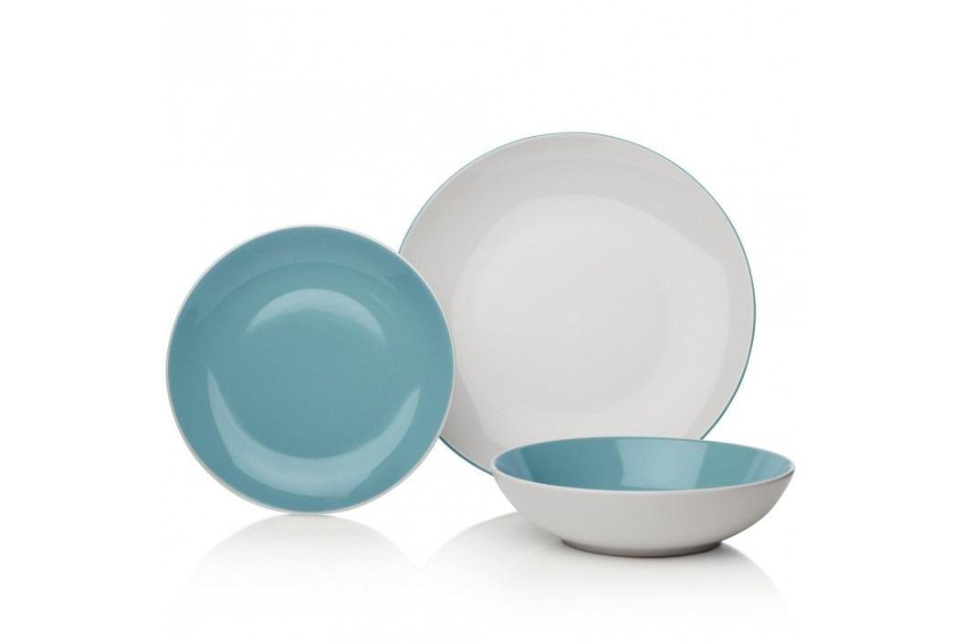 Set veselă din ceramică Sabichi Duck Egg, 12 buc. Farfurii