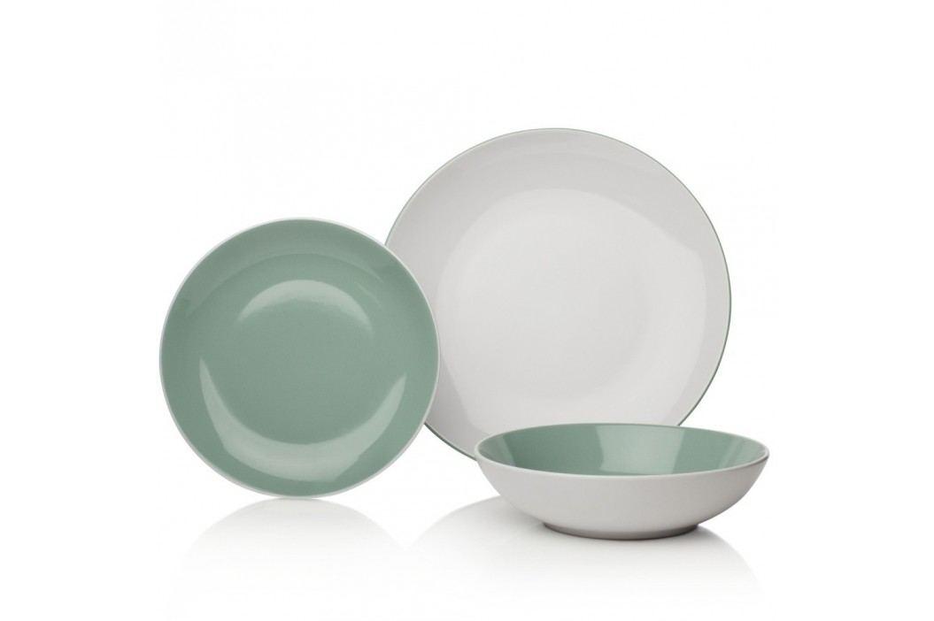 Set veselă din ceramică Sabichi Tone, 12 buc. Farfurii