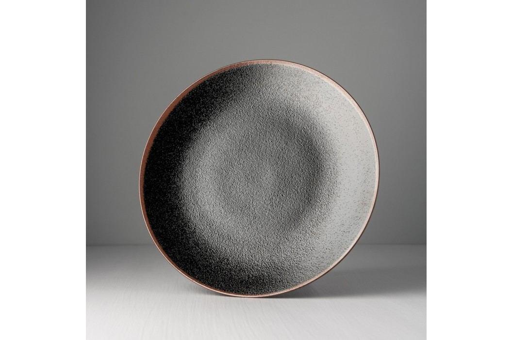 Farfurie ceramică Made In Japan Tenmokku, ⌀ 29 cm, negru Farfurii