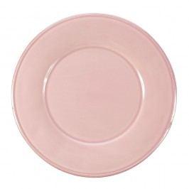 Farfurie Côté Table Constance, ⌀ 28,5 cm, roz