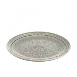 Farfurie din ceramică J-Line Anitta, ⌀ 33 cm