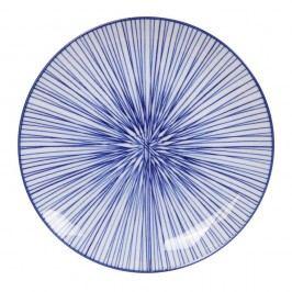 Farfurie din porțelan Tokyo Design Studio Lines, ø 20,6 cm