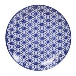 Farfurie din porțelan Tokyo Design Studio Star, ø 20,6 cm
