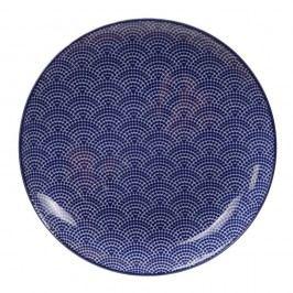 Farfurie din porțelan Tokyo Design Studio Dots, ø 25,7 cm
