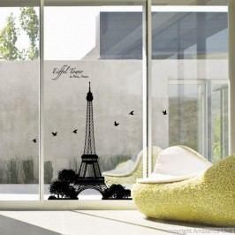 Autocolant Ambiance Eiffel Tower