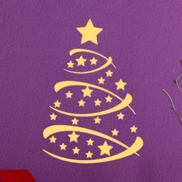 Autocolant Crăciun Fanastick Christmas Tree