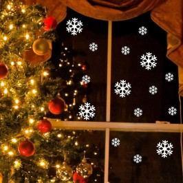 Autocolant electrostatic Fanastick Bright White Snow
