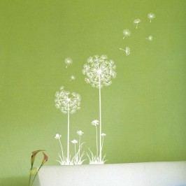 Set autocolante Ambiance Dandelion Flower Stickers