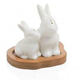 Solniță și piperniță Brandani Rabbit